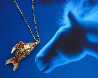 Bloop Bloop - Necklace