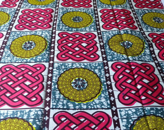 African Fabrics Julius Holland Wax Print Cotton Sold By Yard 161337180395