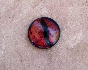 Hand Painted Dragon Eye Cabochon Decorate your Fidget Spinner or  Make Jewelry, Journals, Bags, Purses, Makes a  Great Scrap-booking Element