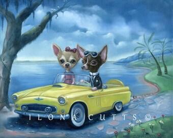 Cruising together forever