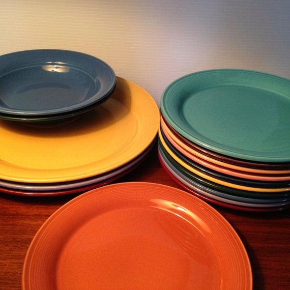 Like this item? & Assorted Nancy Calhoun plates and bowls made in Japan price
