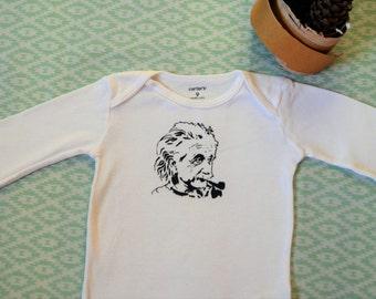 Baby Einstein Long Sleeve Onesie: 9 Months
