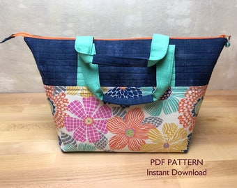 Mega Dream Bag Instant Download PDF Sewing Pattern