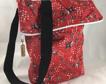 Throwing Star Sack Bag