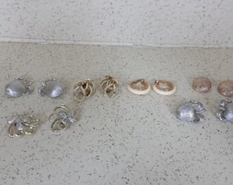 Sarah Coventry Earrings - 6 Pair