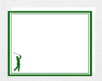 Golfing Flat Notes