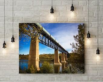 Beverly Train Bridge