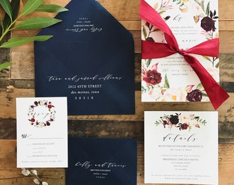 WHITE INK!!!  Digital Calligraphy and Custom Envelope Address Printing