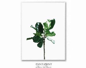 Palm Leaf Print, Tropical leaf, Wall art Prints, Leaf Print Download, Palm Art Prints, Printable Leaf Art, Tropical Leaf Print, Palm Print