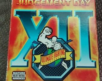 UFC XII vhs