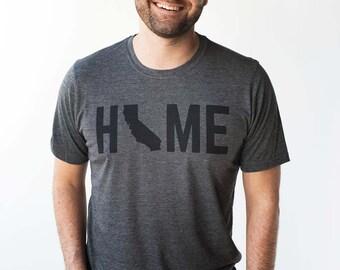 T-Shirt - California HOME Men's Tee