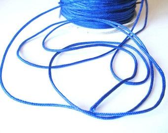 10 m 1.5 mm dark blue nylon string
