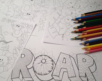 Colouring Pages Alphabet Printable : Printable coloring pages alphabet coloring pages coloring page