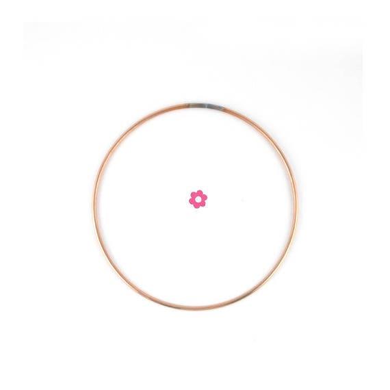 cercle anneau 12cm pour attrape r ve dreamcatcher mobile. Black Bedroom Furniture Sets. Home Design Ideas