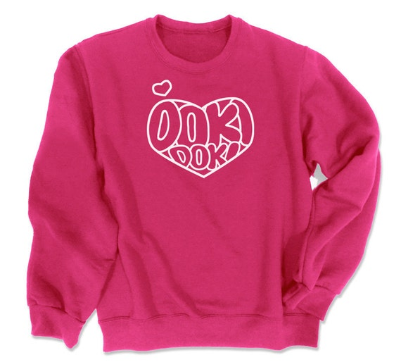 Cute Sweatshirt heart shirt Doki Doki Japanese sweater kawaii clothing cute long sleeve pastel grunge kawaii sweatshirt anime manga japanese zlXE9hV