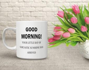 Coffee Mugs with Sayings, Office Coffee Mug, Personalized Coffee Mug, Coffee Mugs with Sayings, Humor Mug, Cute Office Decor, Coffee Sign,