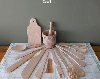 Ultimate Kitchen Utensil Set - 16 Pieces