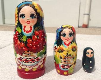 """Matryoshka"" Russian doll"