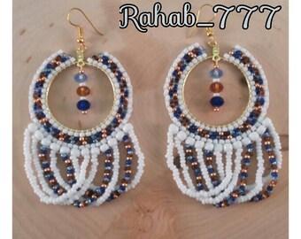 Royal Bohemian handmade Earrings