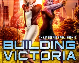 Signed Copy of Building Victoria