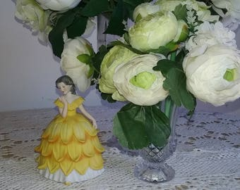 Flower Maiden Figurine