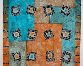 Abstract 2 - Art Quilt