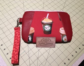 Harry Potter Themed Custom Coffee Cup Wristlet-CHOOSE ONE