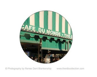 Cafe du Monde Stickers