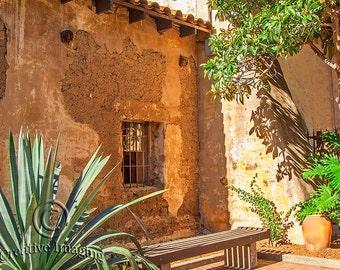 Mission San Juan Capistrano, Landscape Photography, California Missions, Missions,California, San Juan Capistrano, Historic Landmark