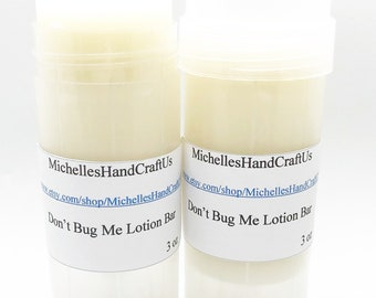 Temporarily out of stock, Don't Bug Me Lotion Bar,lotion bar, bug repellent, insect repellent, lotion, natural, mosquito repellent, bug spra