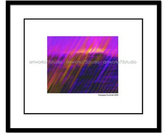 Passage of Time - Original art available as an 8x10 print suitable for framing