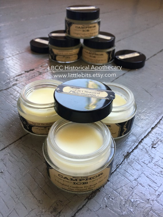 How to do Vintage Style Makeup : 1920s, 1930s, 1940s, 1950s Cold Weather Must Have- Victorian Camphor Ice - Sore Muscles Rosacea Colds Chapped Skin $13.00 AT vintagedancer.com