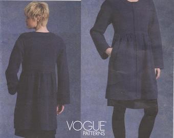 DKNY Jacket Pattern Vogue 1130 Sizes 14 16 18 20 Uncut