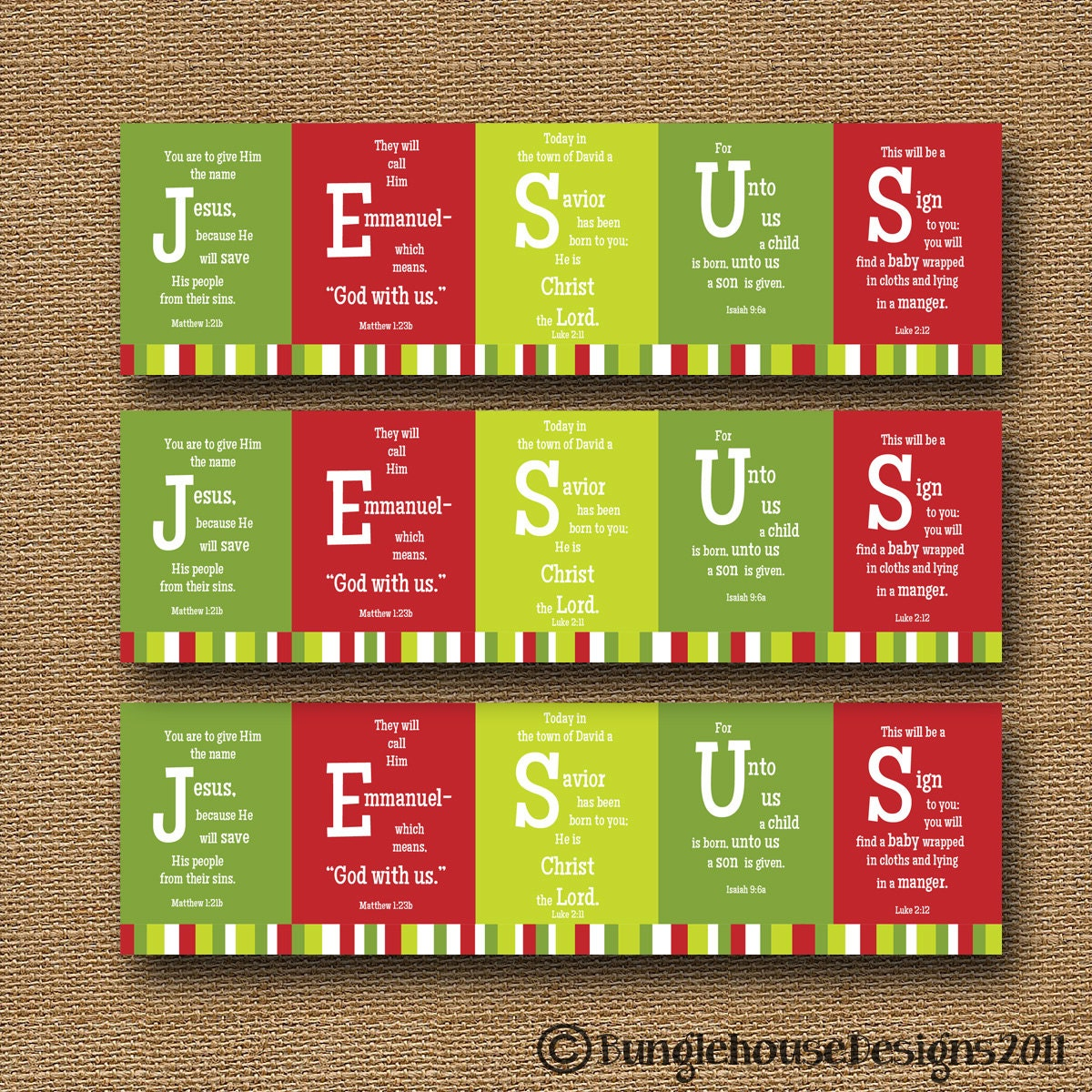 Free Printable Christian Bookmarks Templates