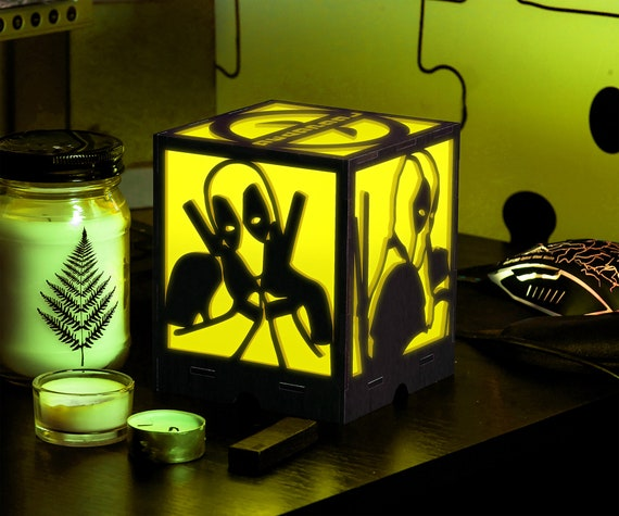 3D Lamp. You know, for those cold, lonely nights when you're living in the X-Men dorms.