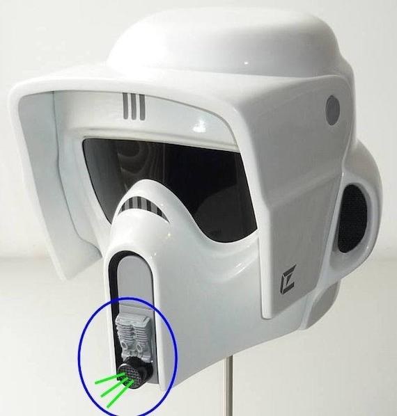 Ukswrath's Biker Scout Helmet Audio System
