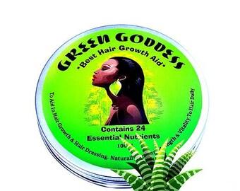 Green Goddess Hair Growth Aid
