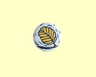 Golden Fagus Badge