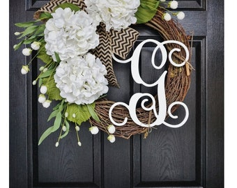 Year Round Wreath. Spring Wreath.