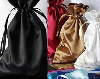 100 branded hair bags