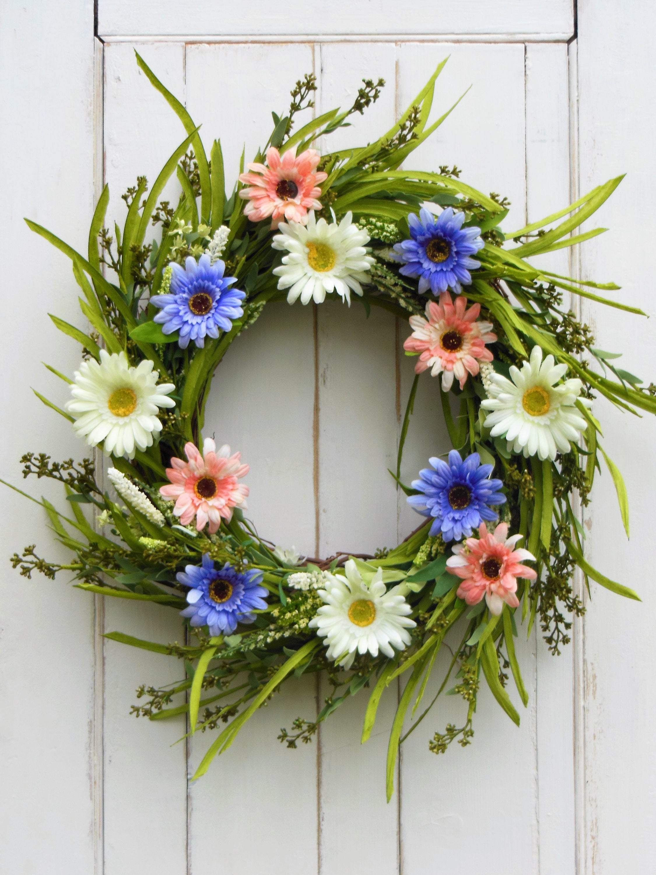 wreaths door wreath for il spring decor easter products doors fullxfull front