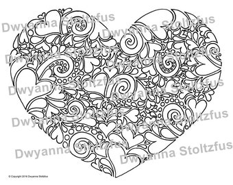Funny Valentine Naughty Valentine Coloring Page You are my