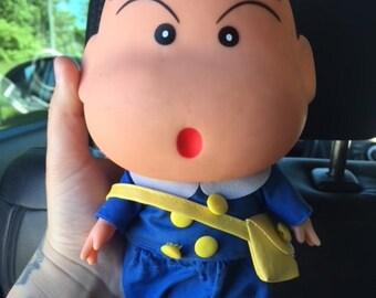 Vintage Crayon Shin-chan Japanese Doll