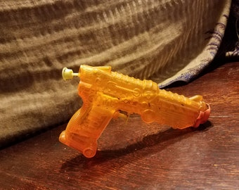 Water Pistol That I Found In The Fkn River The Other Day