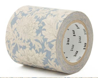 Chrysanthemum toile Mt artist series washi tape 50 mm x 10M