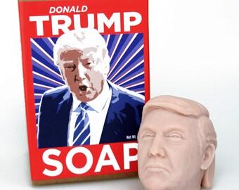 Donald Trump Soap Head