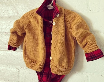 Babies-Only Cardigan