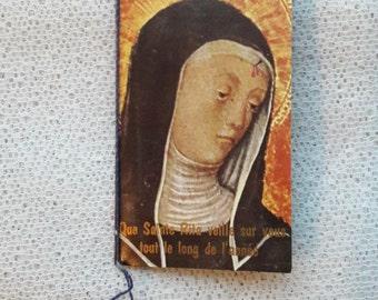1968 Calendar Booklet Saint Rita of Cascia
