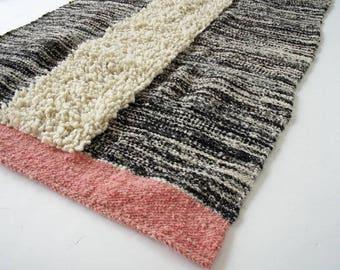 Lana Woven Wool Rug 2'x3' (5 color options)
