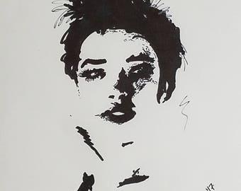 Muse - Original Art